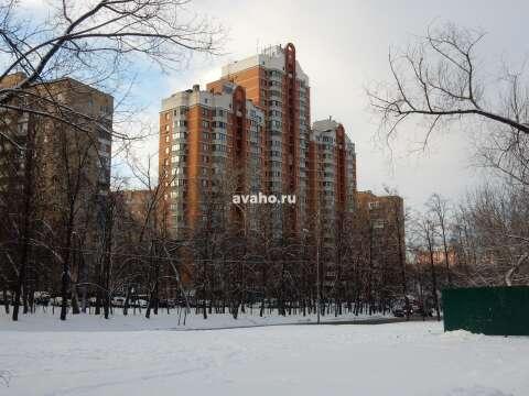 Жилой дом Рублевское шоссе 11к2